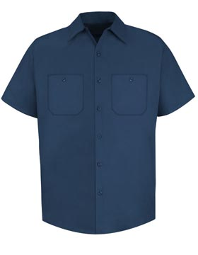 Red Kap SC20 - Short Sleeve Uniform Shirt