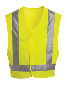 Red Kap VYV6YE - Hi-Visibility Safety Vest