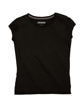 Enza 07879 - Ladies Short Sleeve Featherweight Tee