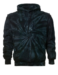 Tie-Dyed 987 - Youth Fleece Pullover