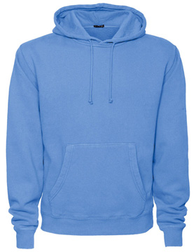 Enza 35779 - Enzyme Washed Pullover Fleece Hood (Closeout)