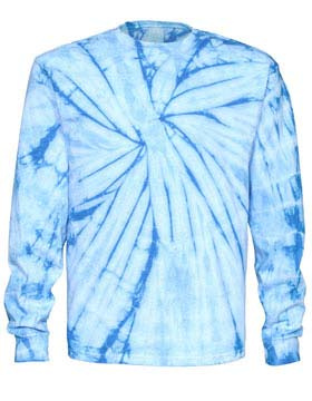 489dd21ac6642 Tie-Dyed 959 - Spider Tie Dye Long Sleeve T-Shirt