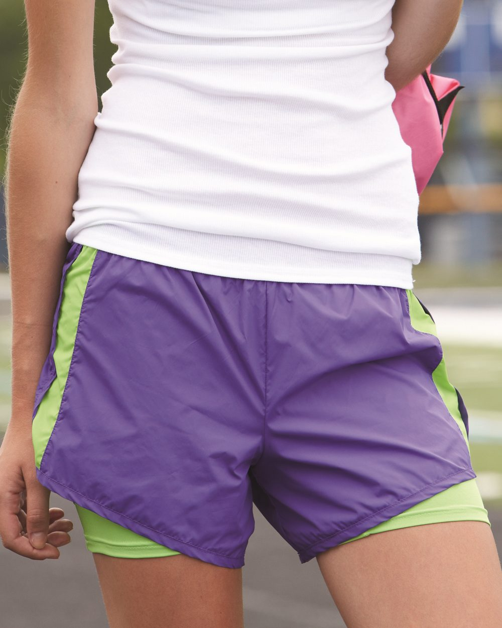 Boxercraft Ladies' Endurance Shorts - N64