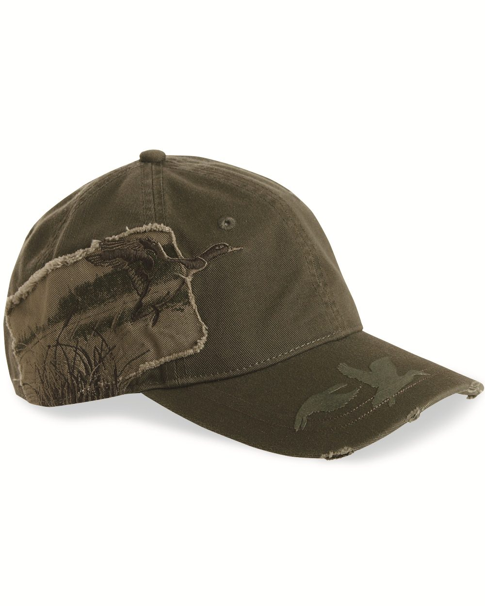 DRI DUCK Applique Mallard Cap - 3299