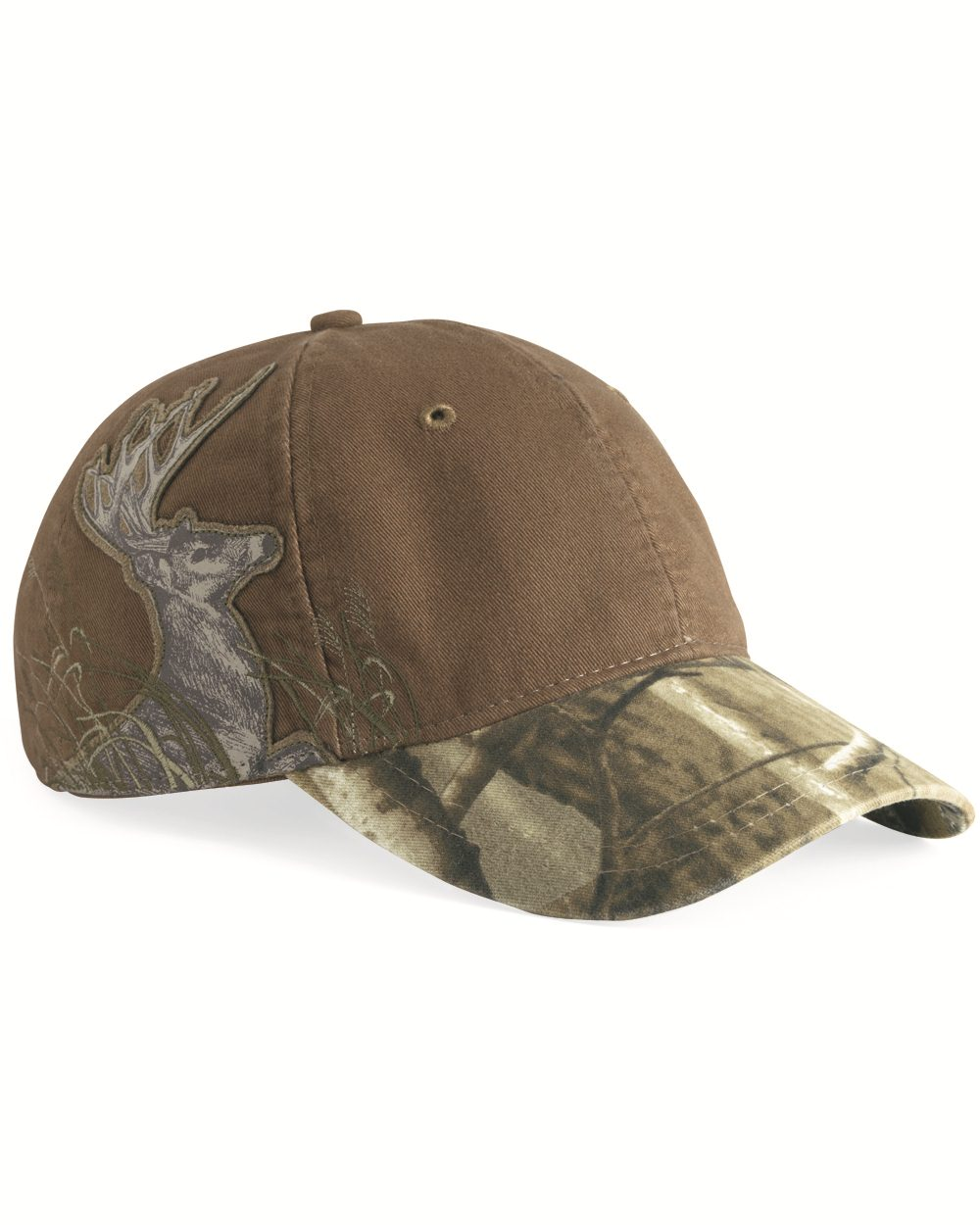 DRI DUCK Buck Rawhide Applique Cap - 3312