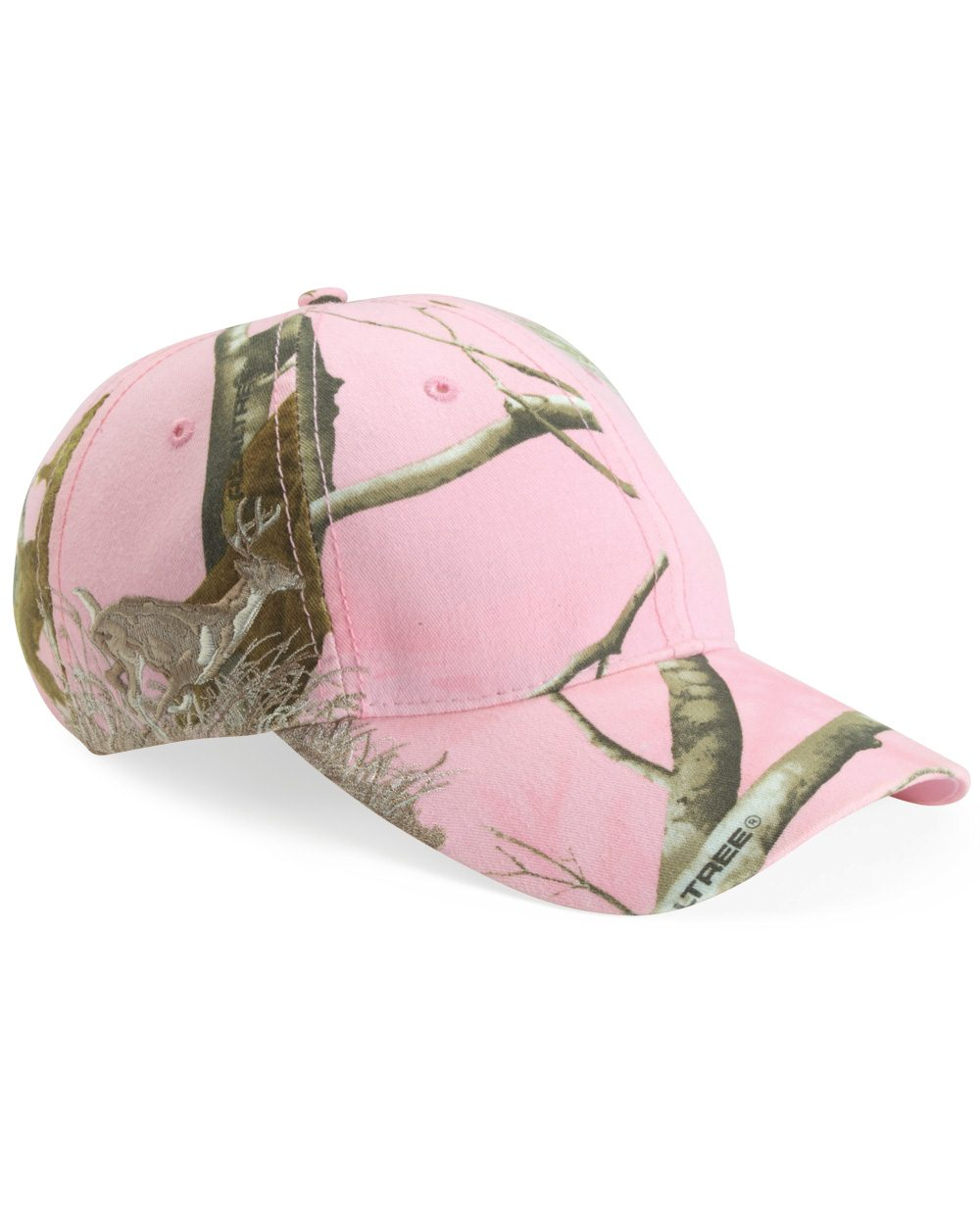 DRI DUCK Ladies' Pink Realtree® Buck Cap - 3268