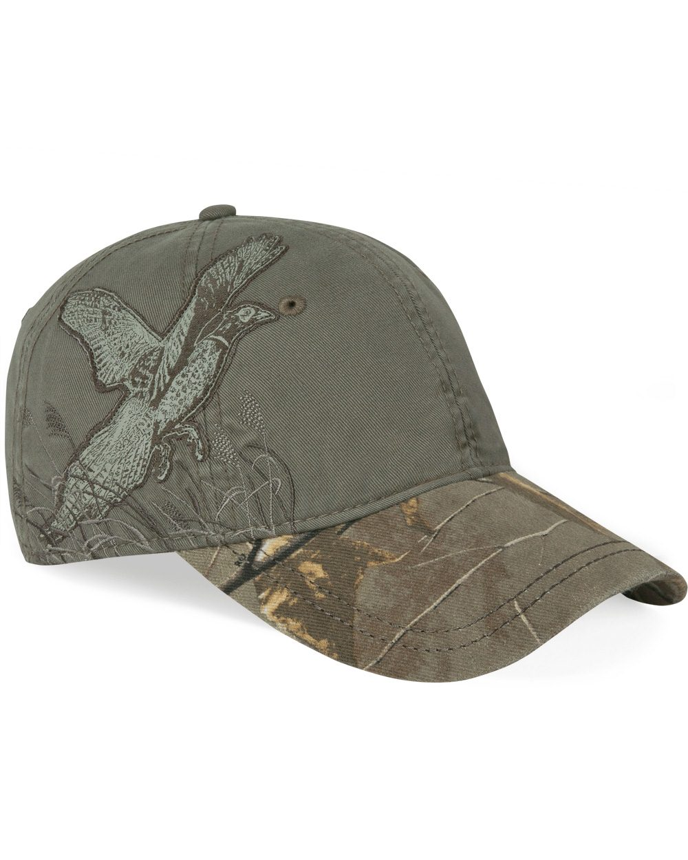 DRI DUCK Pheasant Applique Cap - 3313