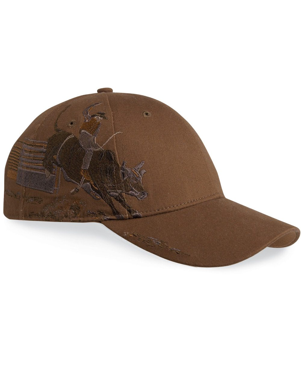 DRI DUCK Wildlife Series Bull Rider Cap - 3262