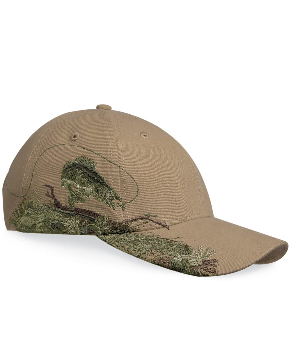 DRI DUCK Wildlife Series Walleye Cap - 3269