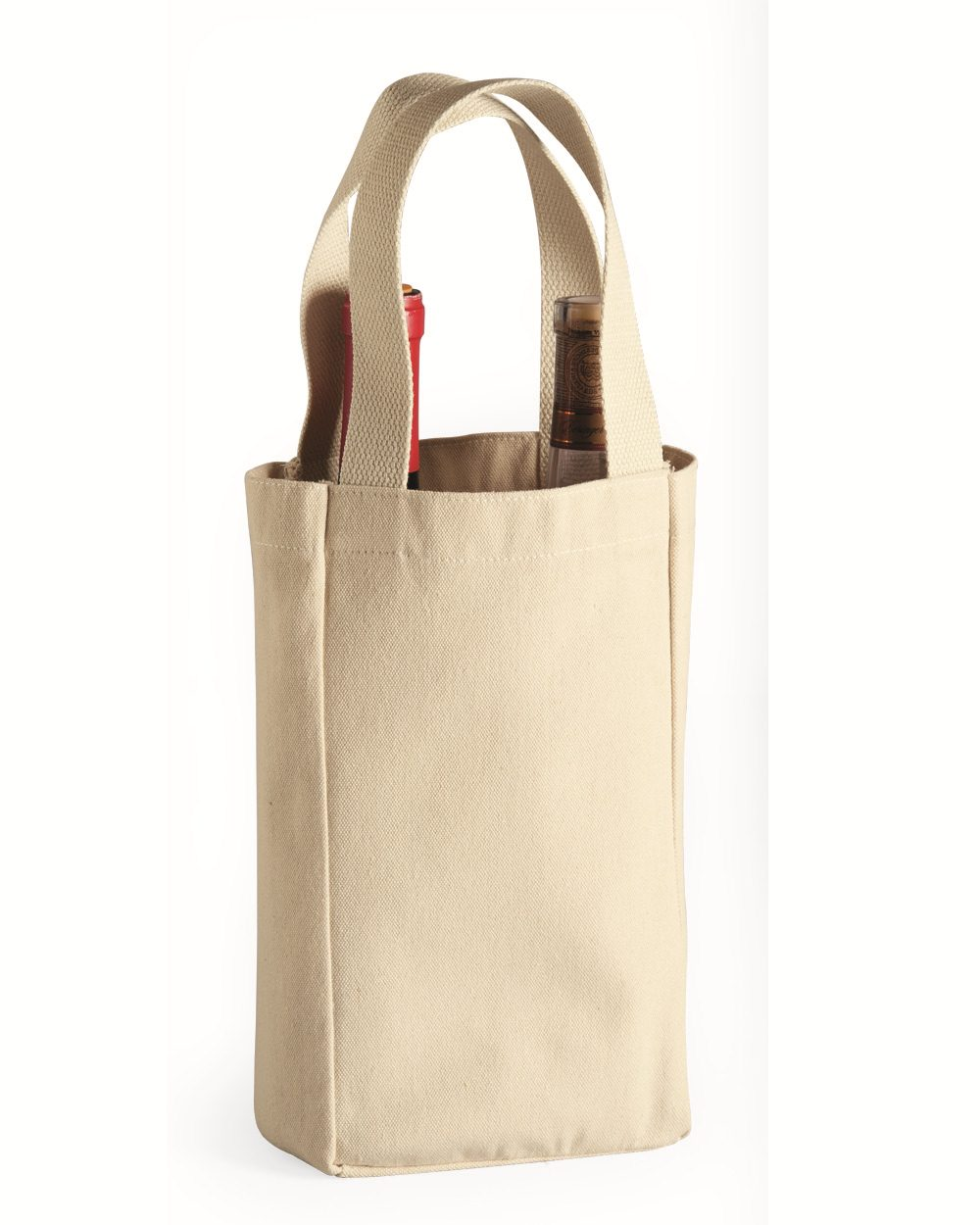 Liberty Bags Double Bottle Wine Tote - 1726
