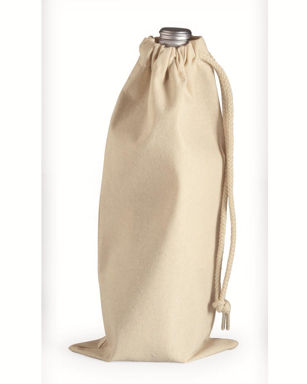 Liberty Bags Drawstring Wine Bag - 1727