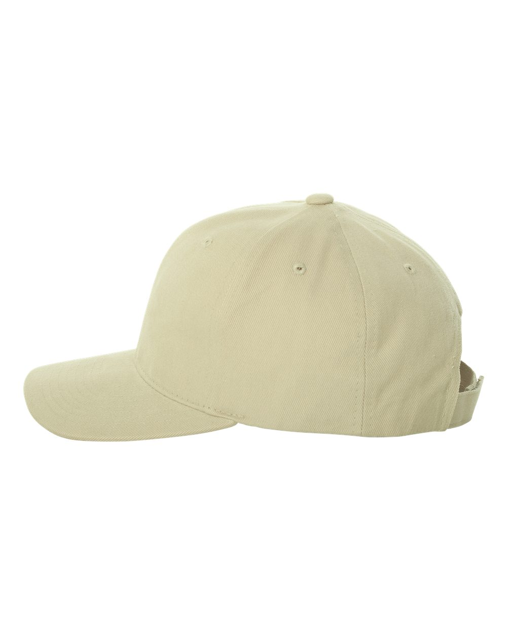 Yupoong Structured Brushed Twill Cap - 6363