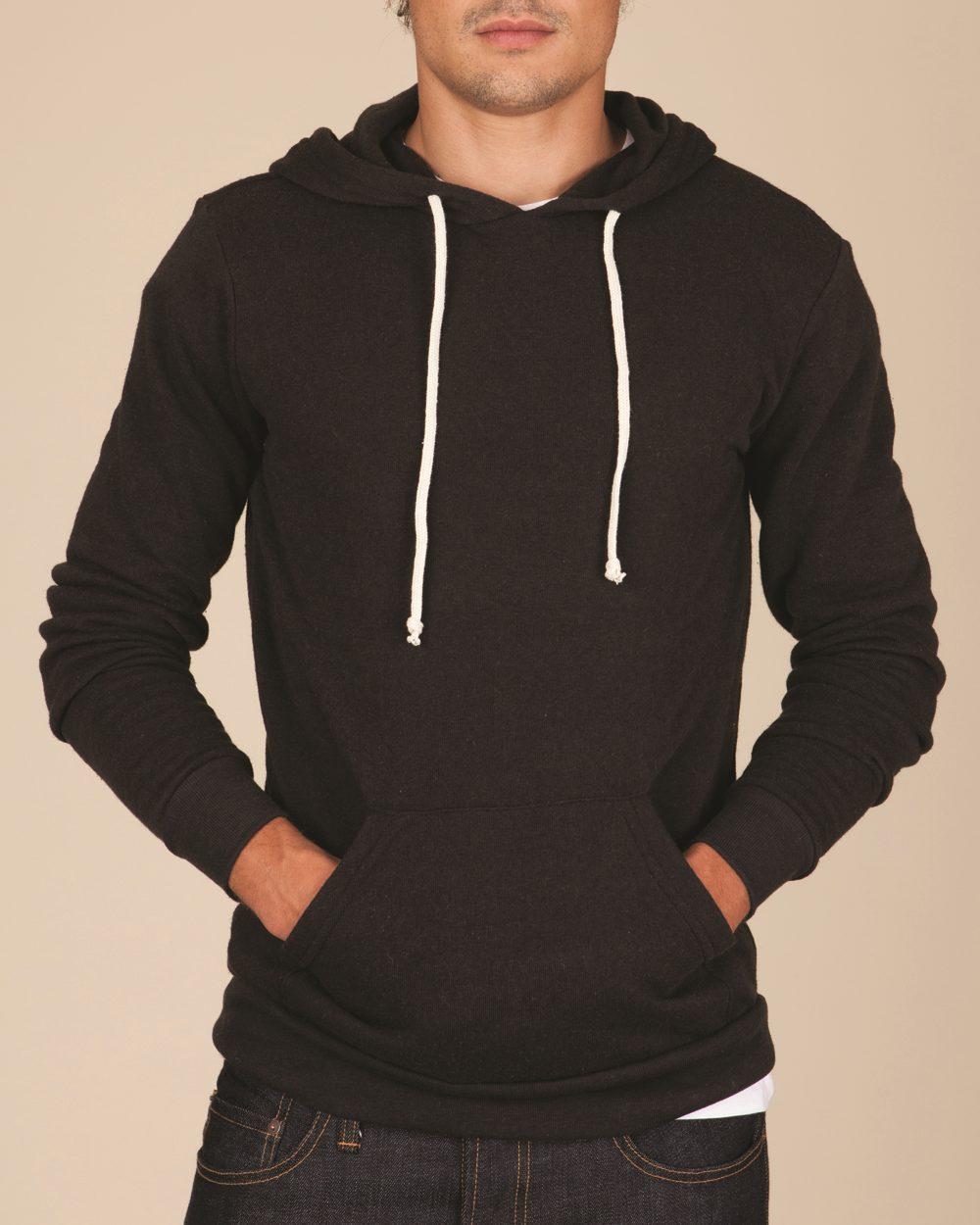 Alternative Eco-Fleece Hoodlum Hooded Pullover - 9595