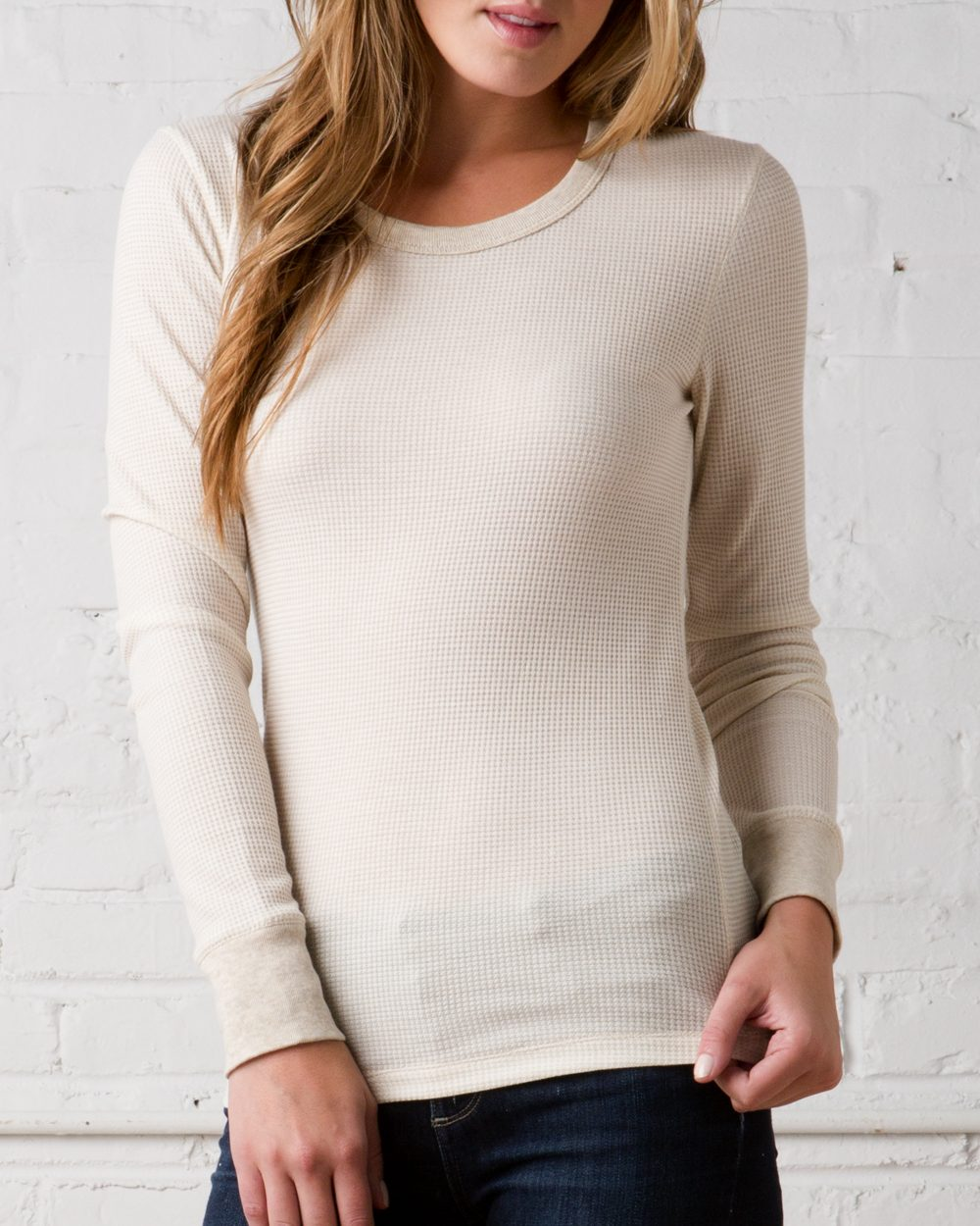 Alternative Ladies' Cozy Long Sleeve Eco Thermal - 4305