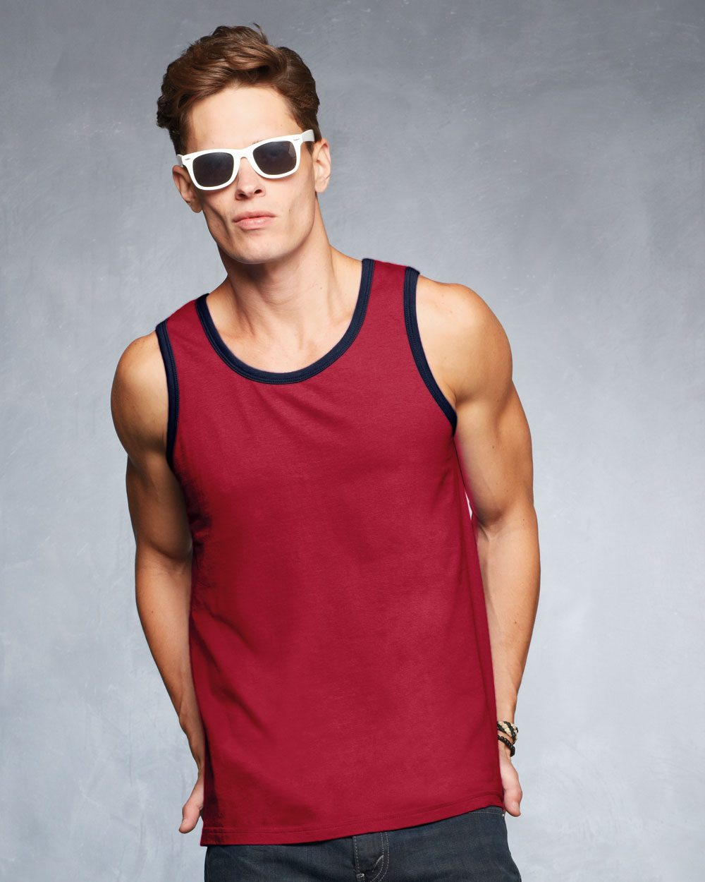 Anvil Lightweight Fashion Tank - 986