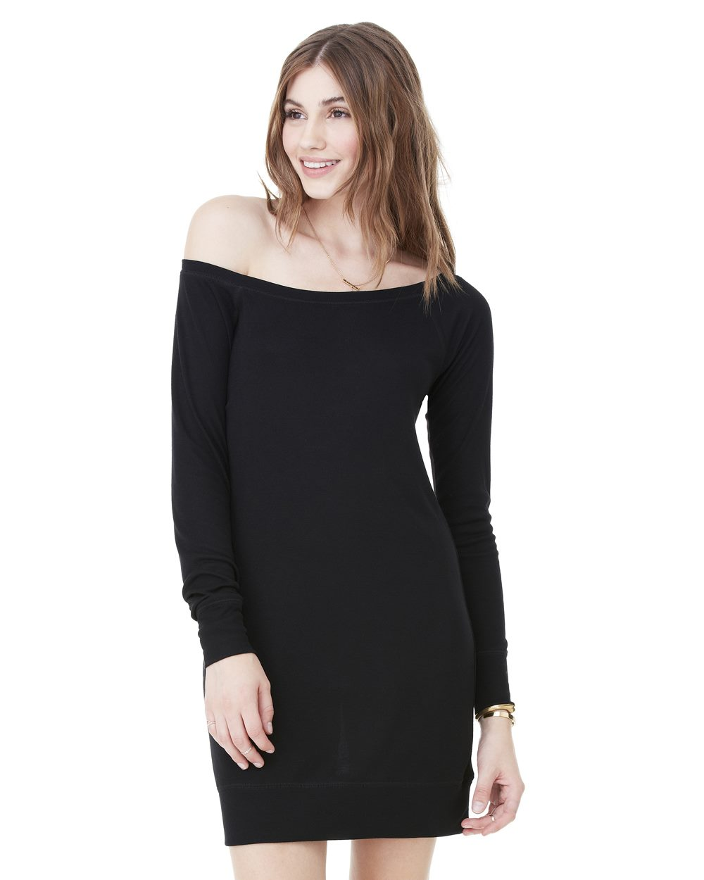 Bella Ladies' Lightweight Sweater Dress - 8822
