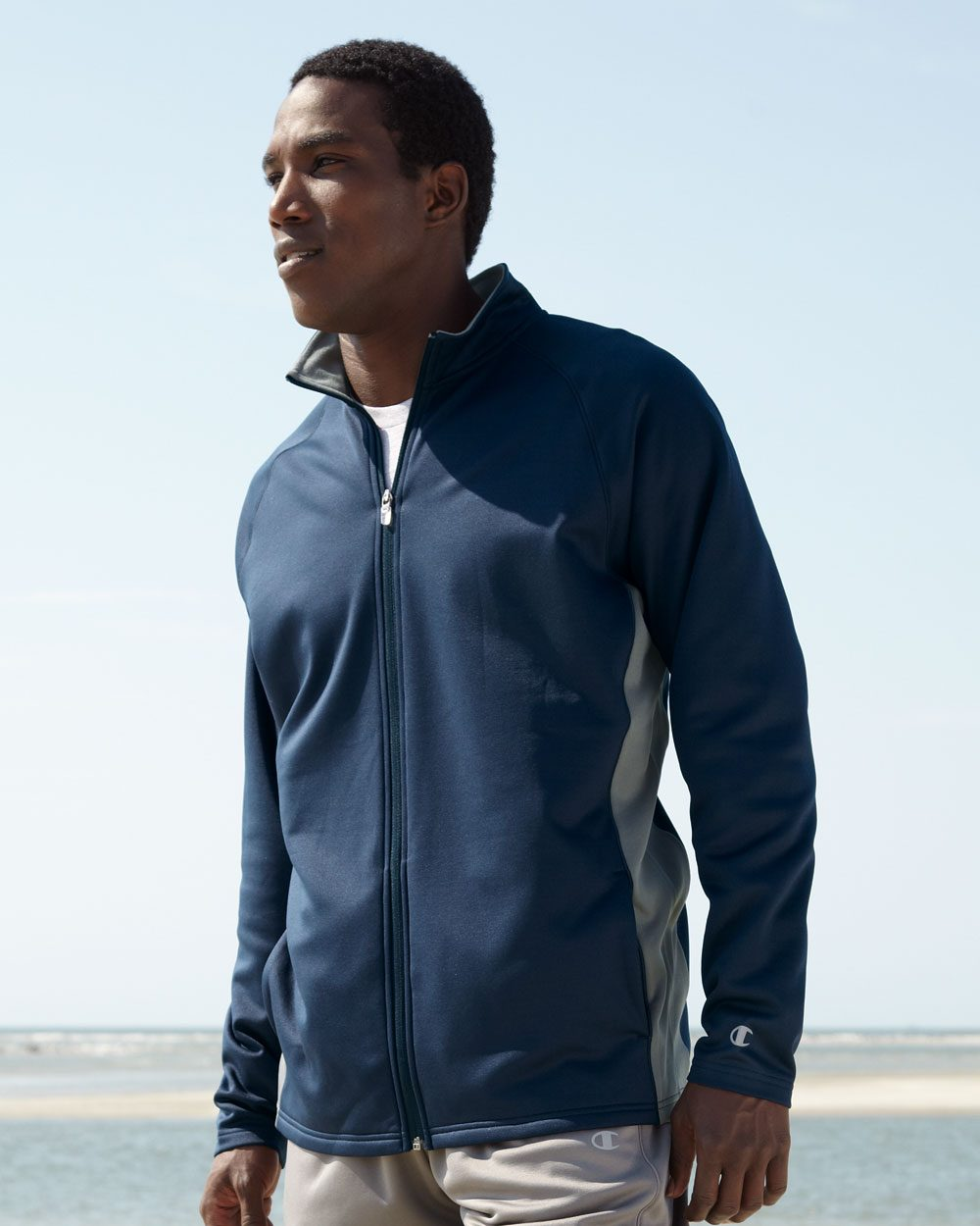 Champion Performance Colorblock Full-Zip Jacket - S270