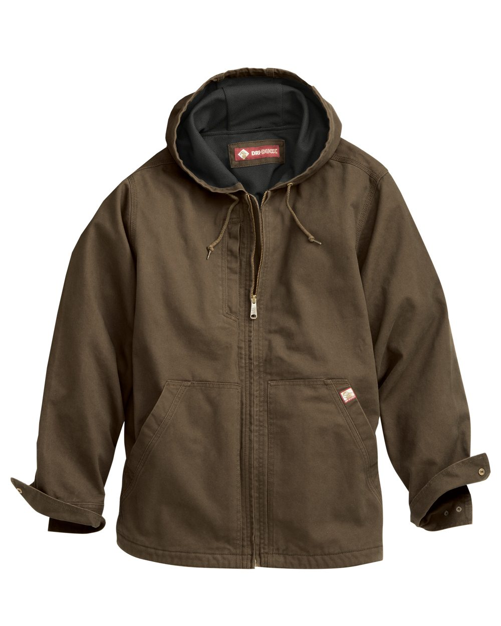 DRI DUCK Laredo Canvas Jacket with Thermal Lining - 5090