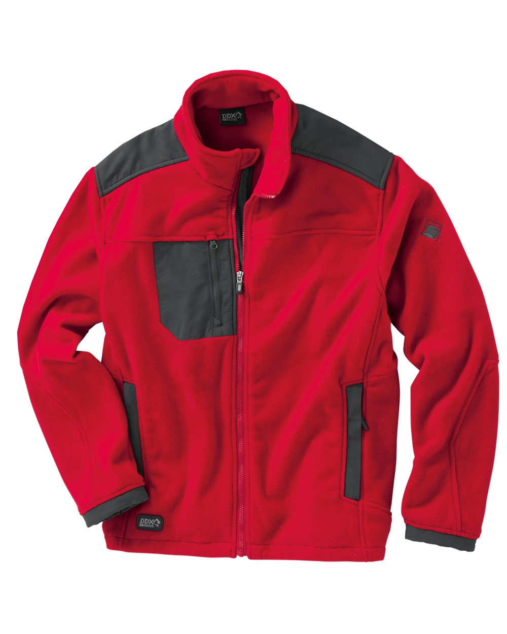 DRI DUCK 7350 - Quest Microfleece Full-Zip Jacket with Polyester Panels