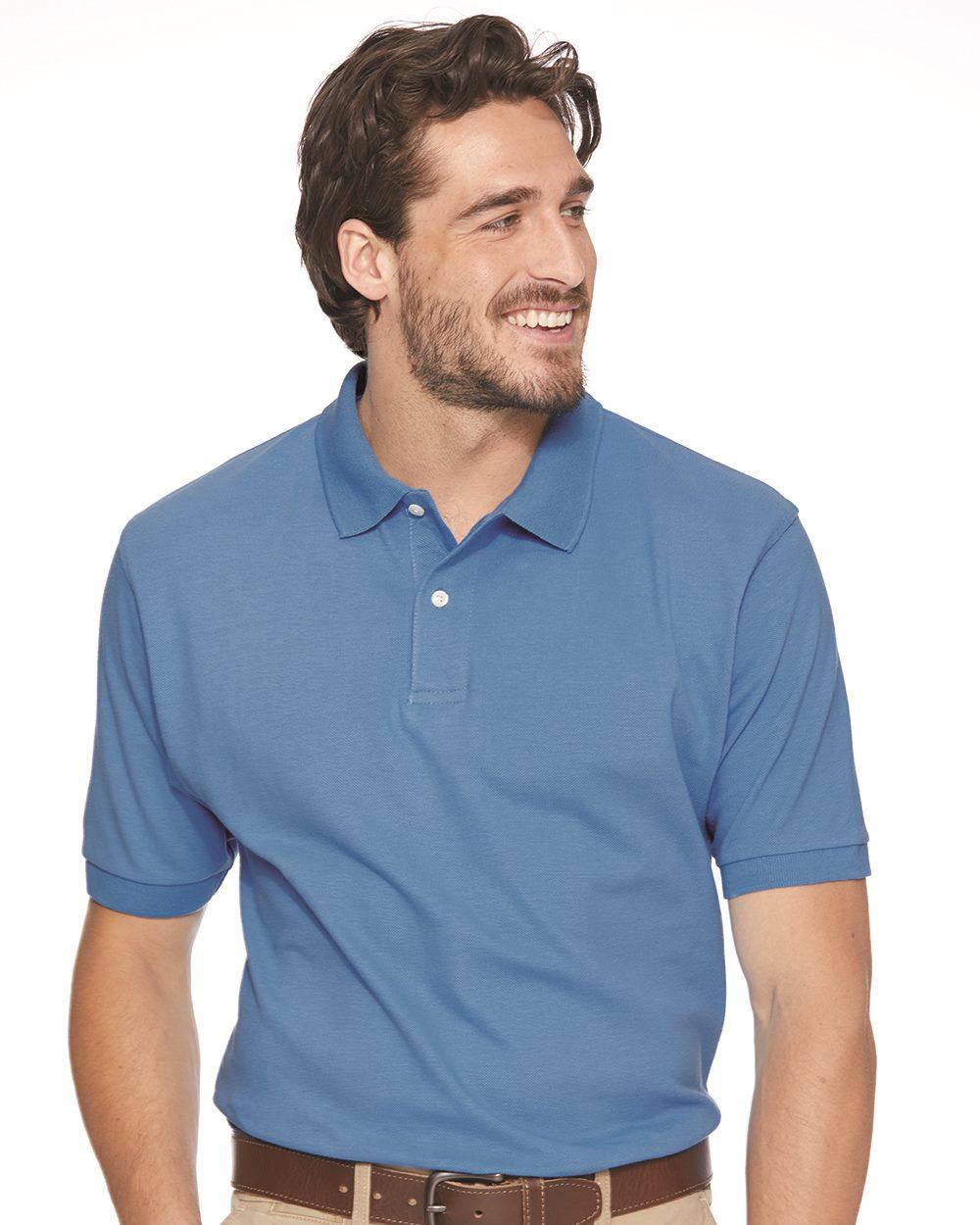 FeatherLite 100% Cotton Pique Sport Shirt - 2100