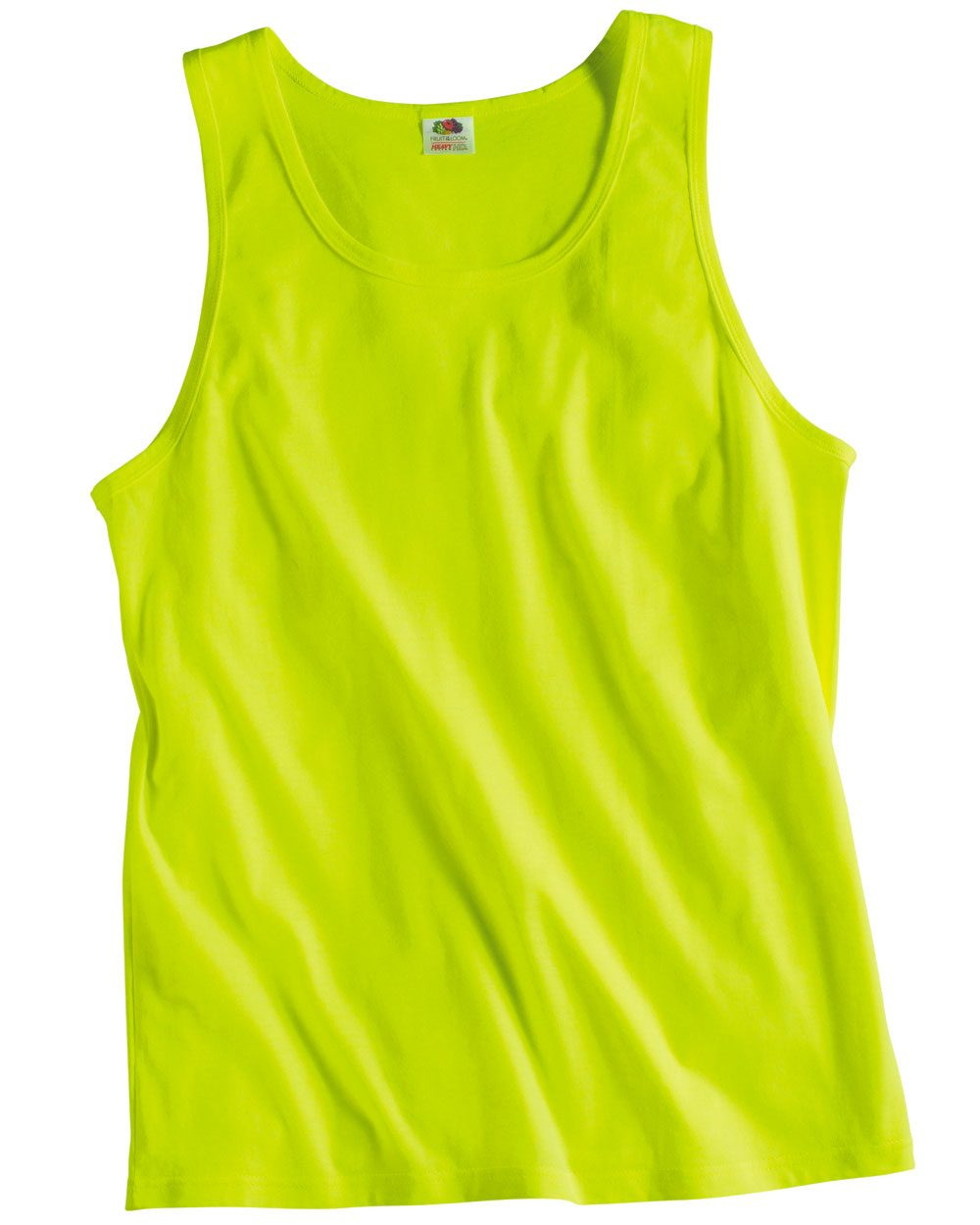 Fruit of the Loom Heavy Cotton HD™ 100% Tank Top ...