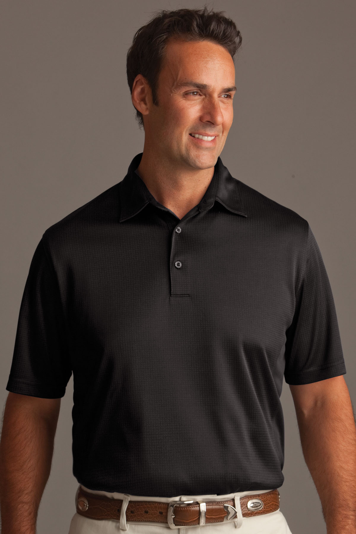 Greg Norman GNS2K410 - Play Dry® Textured Solid ...