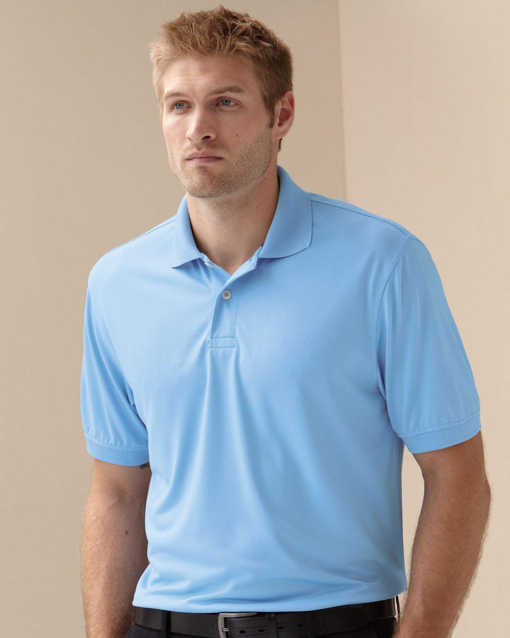 IZOD Classic Jersey Sport Shirt - 13Z0111