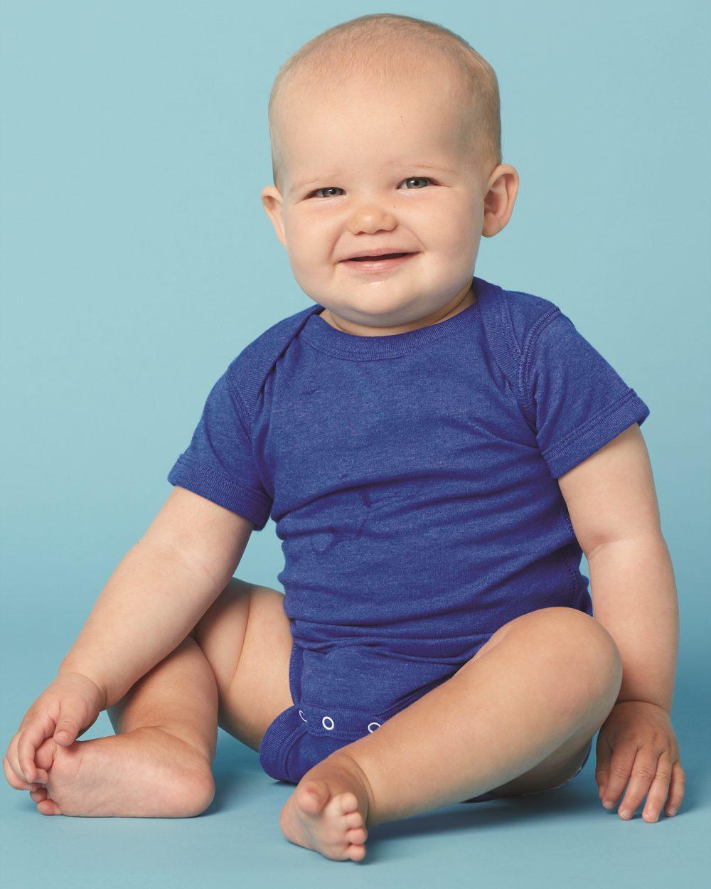 Rabbit Skins Infant Vintage Bodysuit - 4405