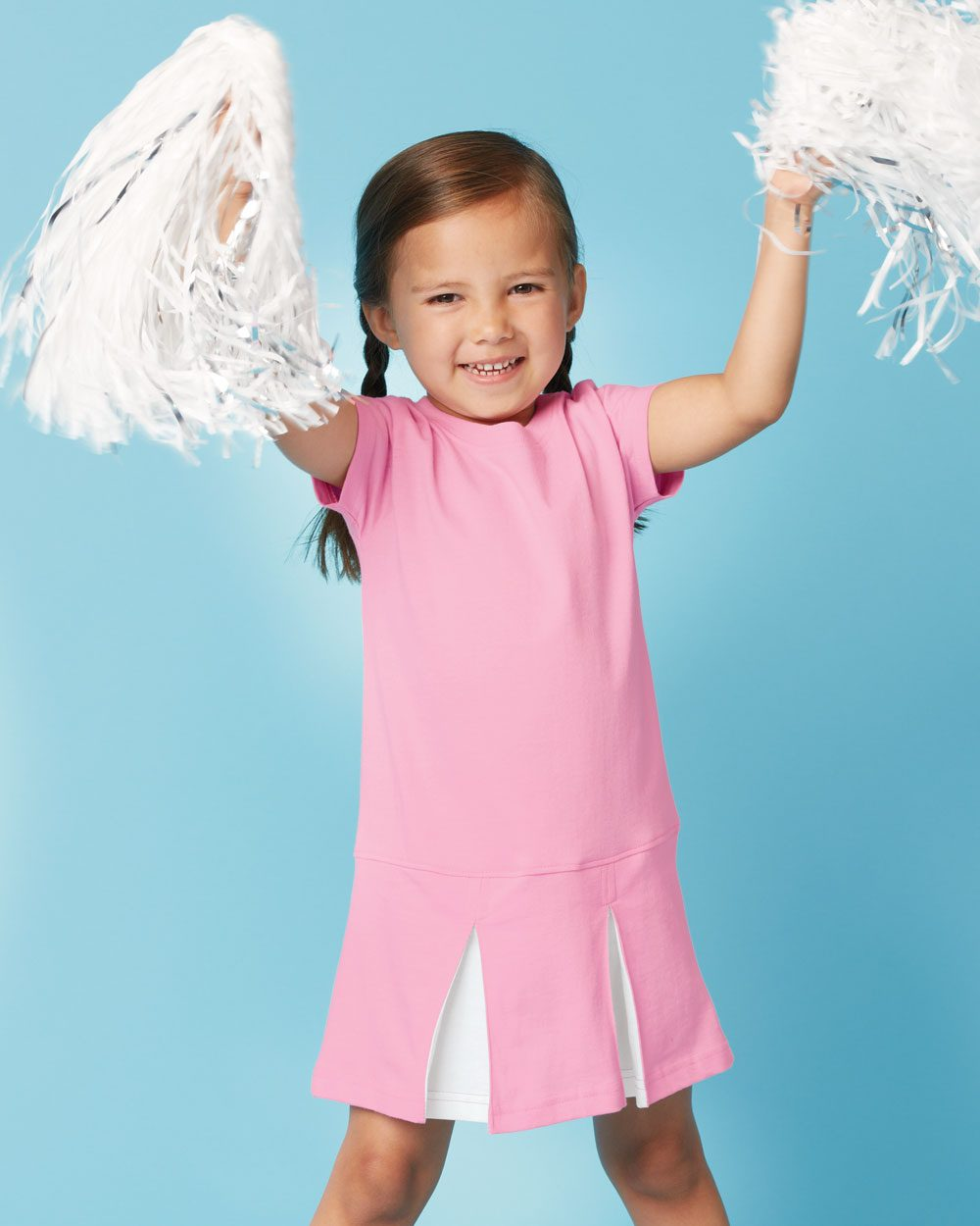 Rabbit Skins Toddler Cheer Dress - 5303