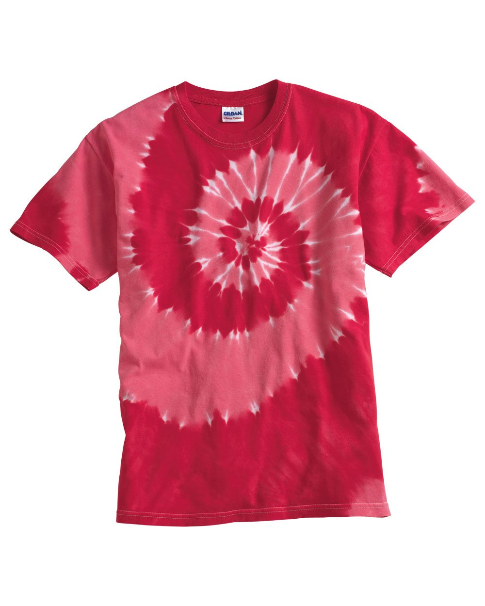 Tie-Dyed Youth Tone-on-Tone Spiral T-Shirt - 20B21