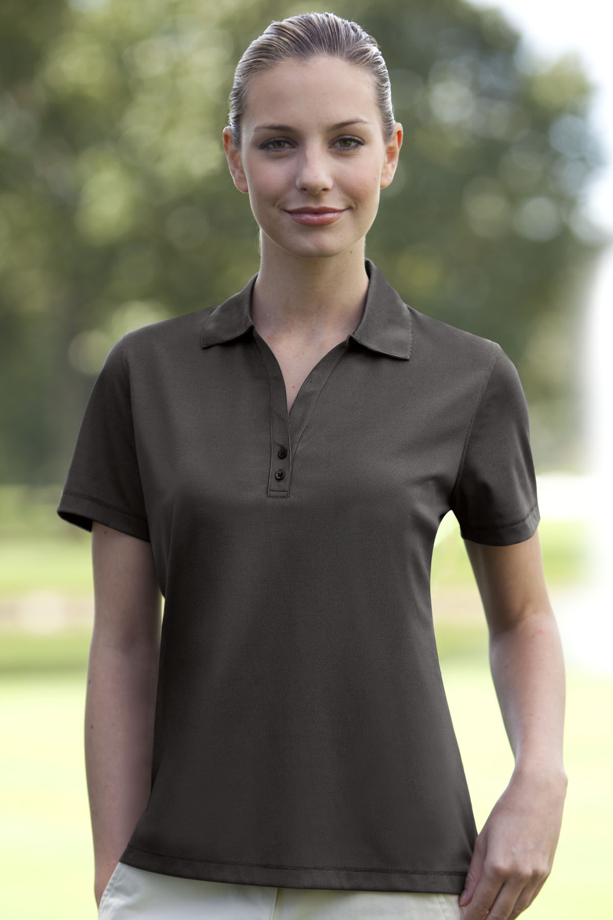 Vansport 2671 - Women's Nailhead Polo
