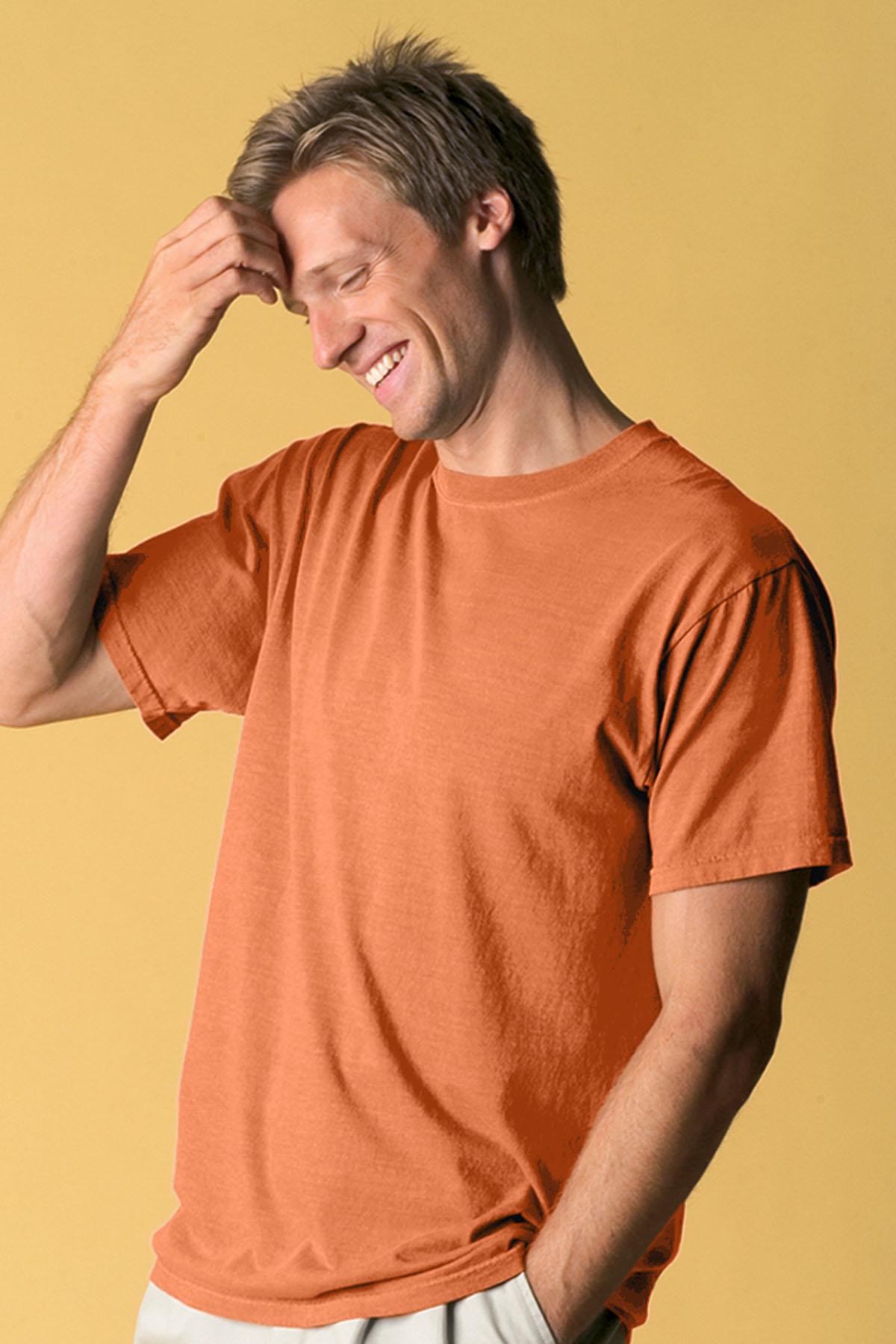 Vantage 0270 - Color Wash T-Shirt
