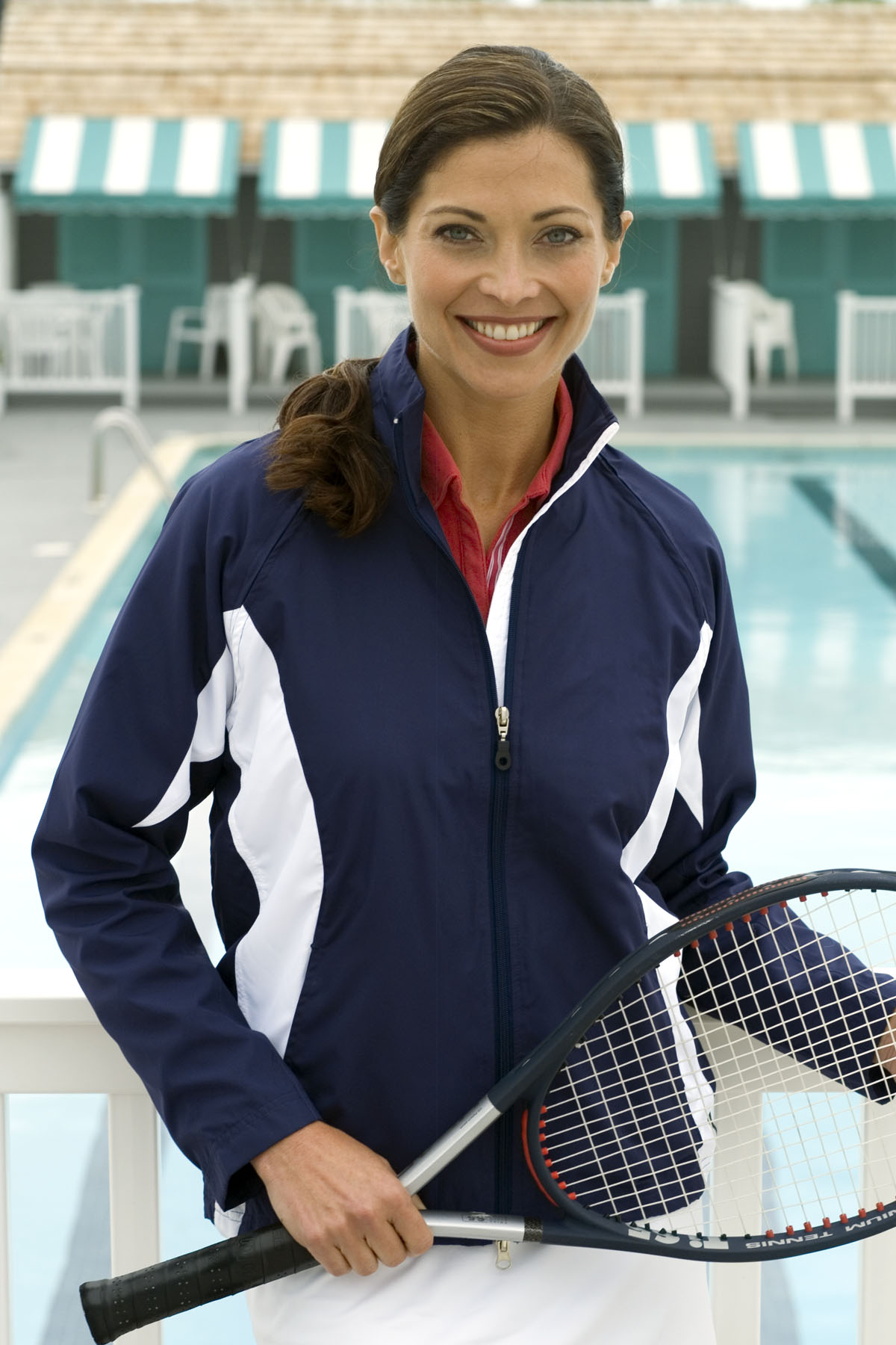 Vantage 6591 - Women's Convertible Wind Jacket