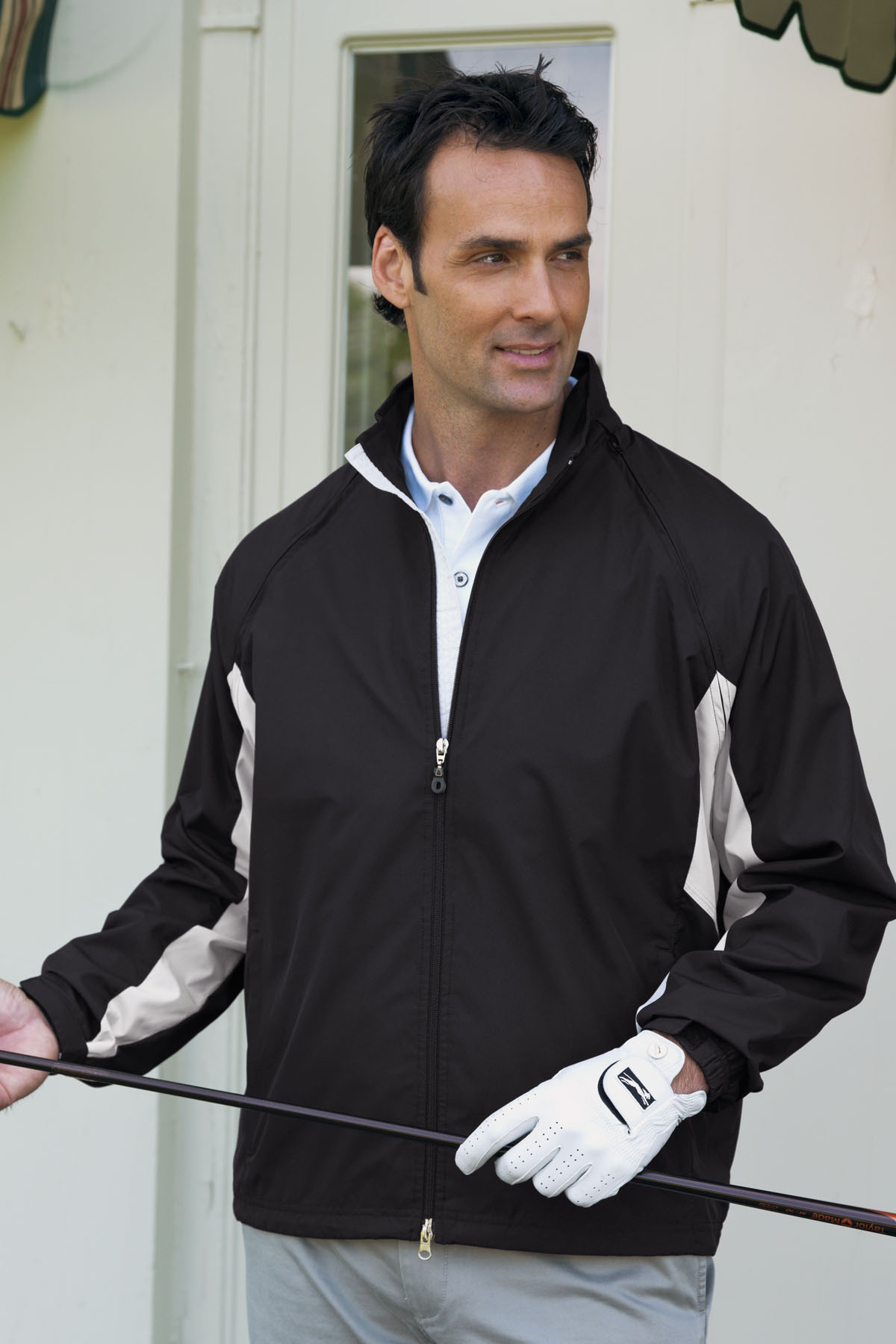 Vantage 6595 - Convertible Wind Jacket