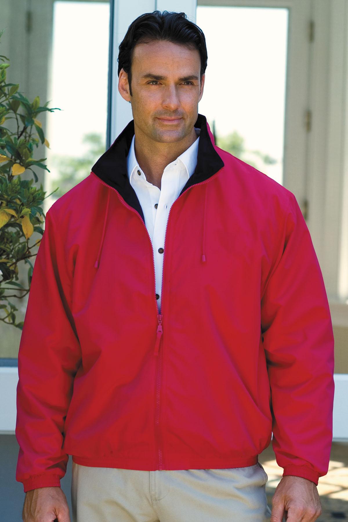 Vantage 7160 - Hampton Microfiber Jacket