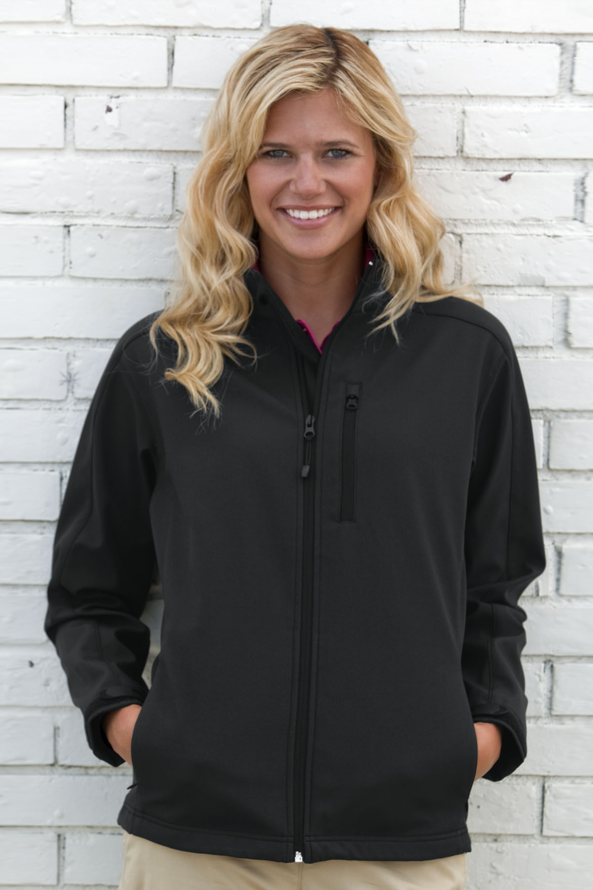 Vantage 7311 - Women's Quantum Bonded Jacket
