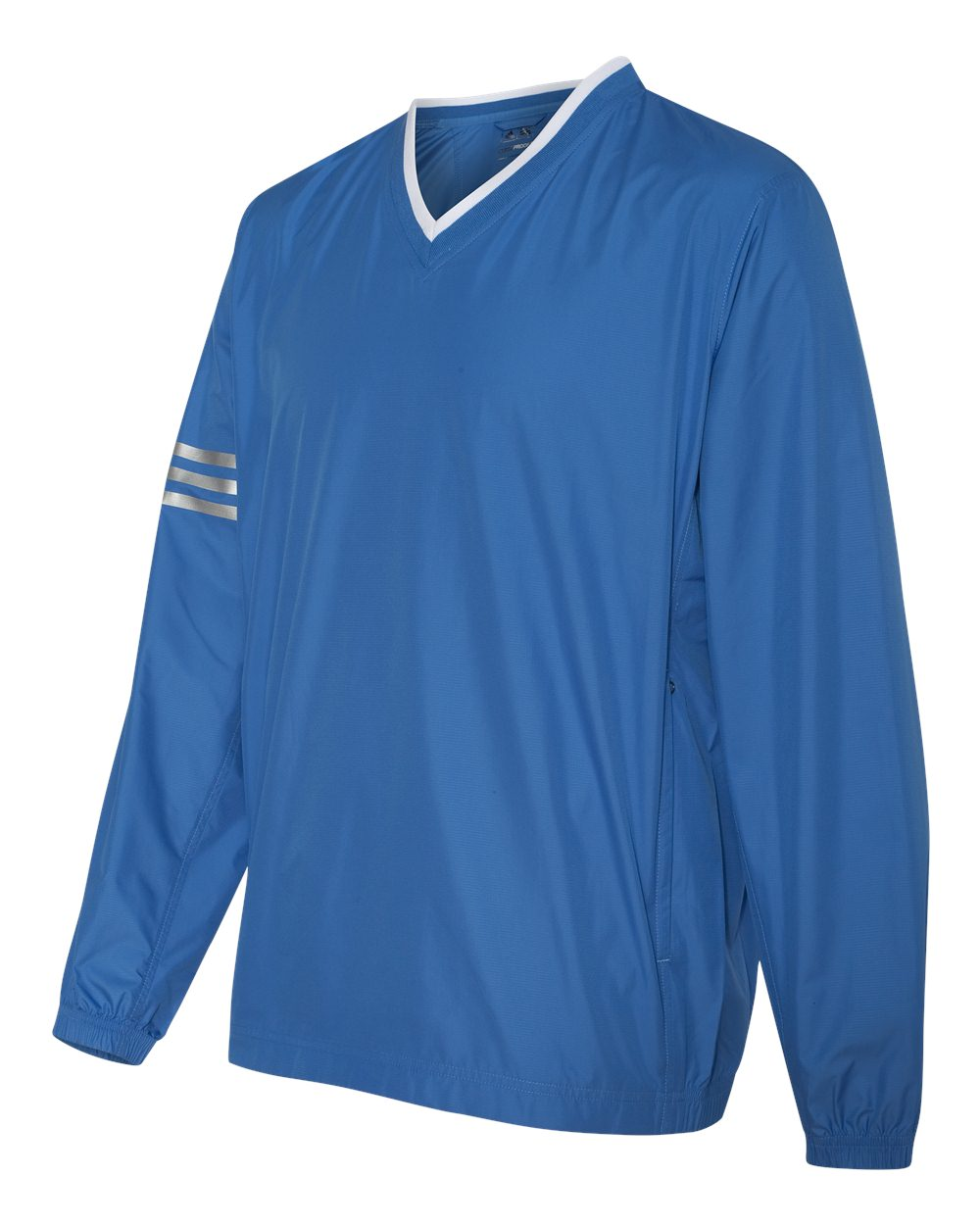 adidas ClimaProof® Colorblock V-Neck Windshirt - A147