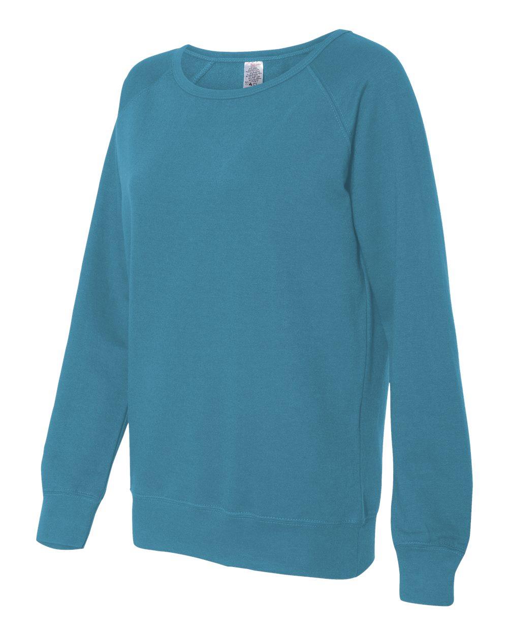 Independent Trading Co. Junior's Heavenly Fleece Crewneck Sweatshirt - SS240