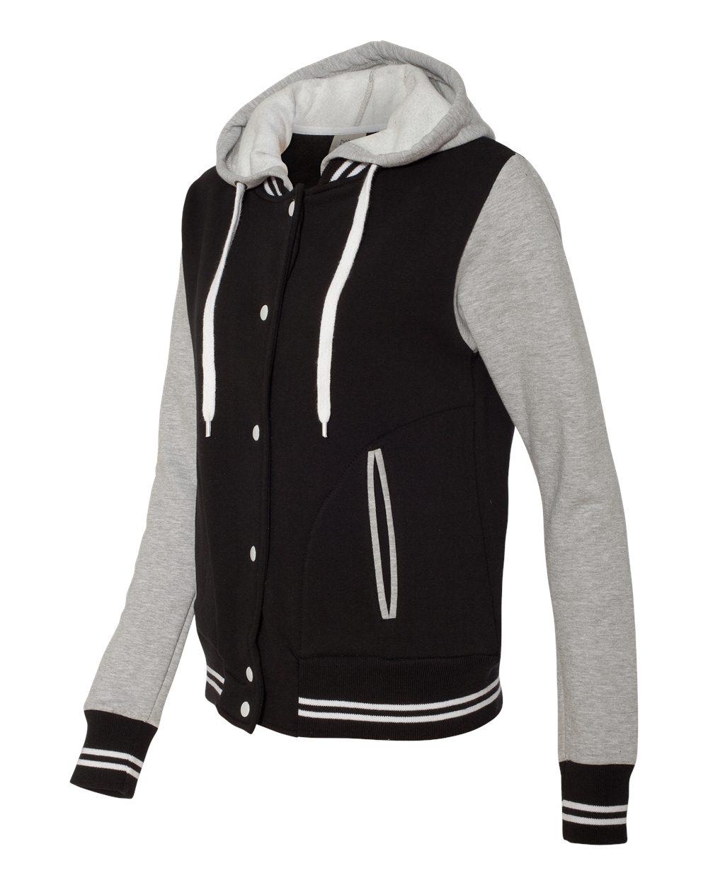 MV Sport Ladies' Varsity Sweatshirt - W2344