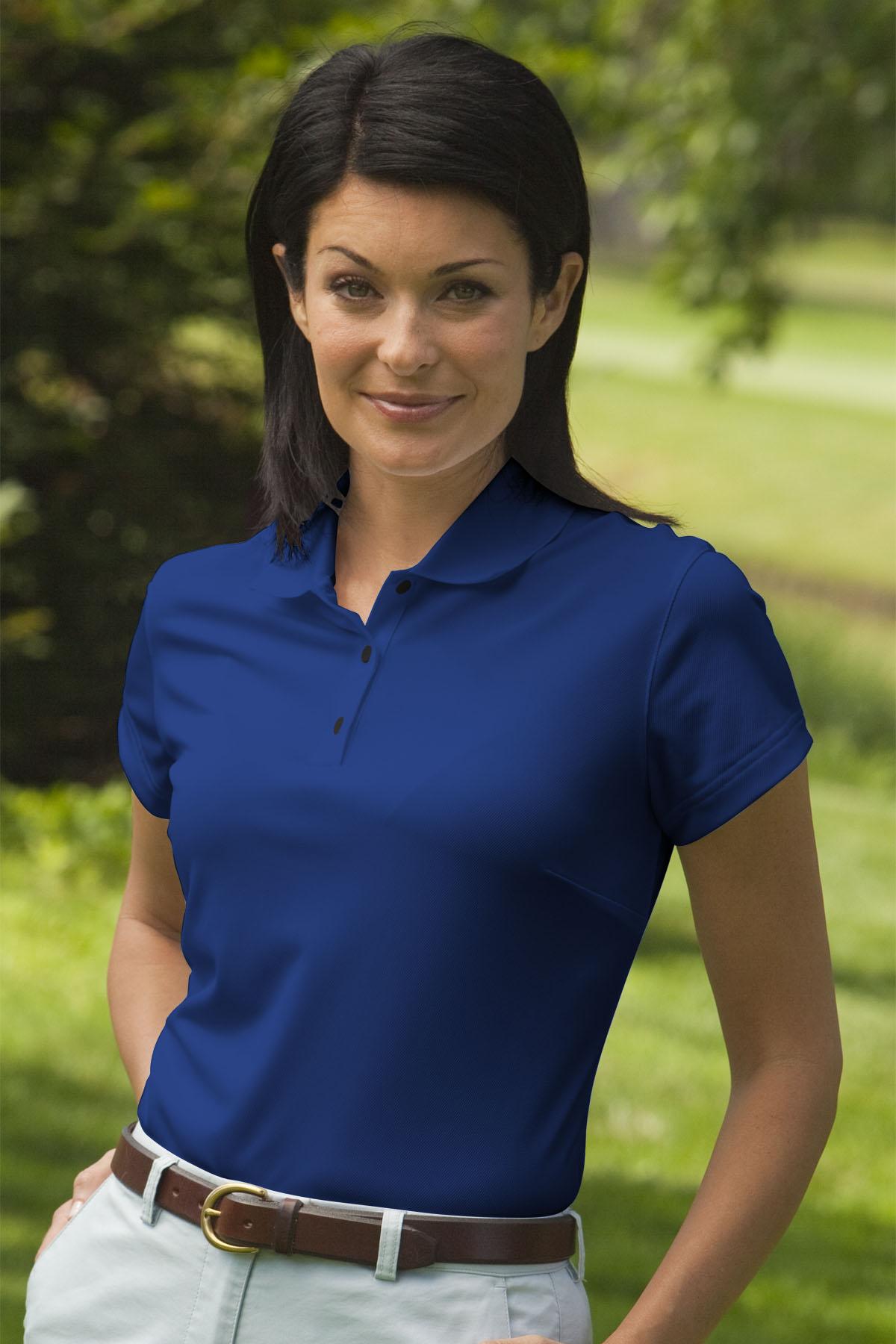 adidas ADIDA131 - Women's ClimaLite® Basic Short Sleeve Polo