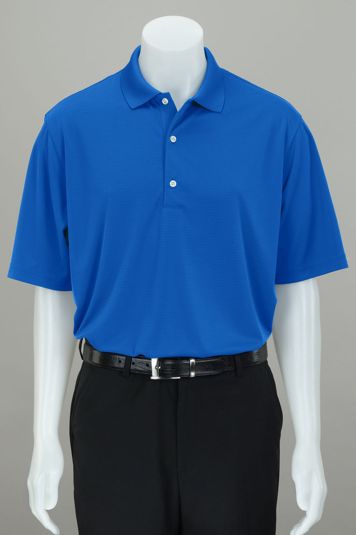 Greg norman gns2k413 play dry ml75 textured solid polo for Greg norman ml75 shirts