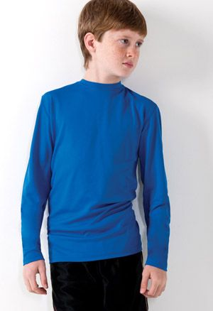Zorrel Z1051Y - Unisex Youth Long Sleeve Training Shirt
