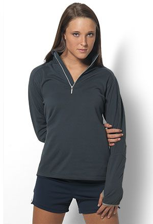 Zorrel Z5228 - Quarter Zip Pullover Microbrush Fleece