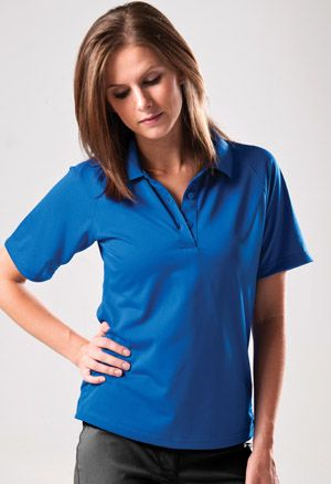 Zorrel Z5350 - Textured Saddle Shoulder Golf Shirt