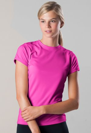 Zorrel Z6053 - Cap Sleeve Training Shirt