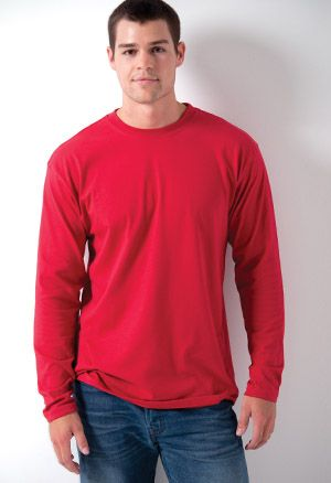 Zorrel Z700 - Long Sleeve Dri-Balance™ Tee