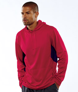 ULTRACLUB -  8231 UltraClub Adult Cool & Dry Sport Hooded ...