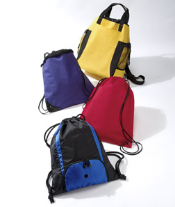 ULTRACLUB - A136 Non-Woven Drawstring Pack