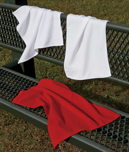 ULTRACLUB - C1518 Large Velour Rally Towel