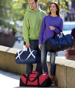 ULTRACLUB - FT004 Nylon Duffel Bag